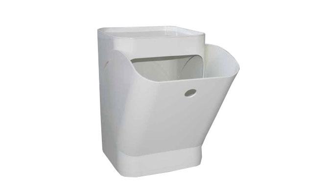 Componibili Módulo 55cm cesta ropa lavado blanco