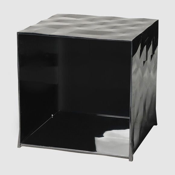 Optic cubo container sem puerta