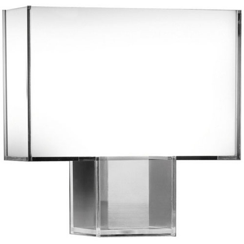 Tati Lampe de table blanc
