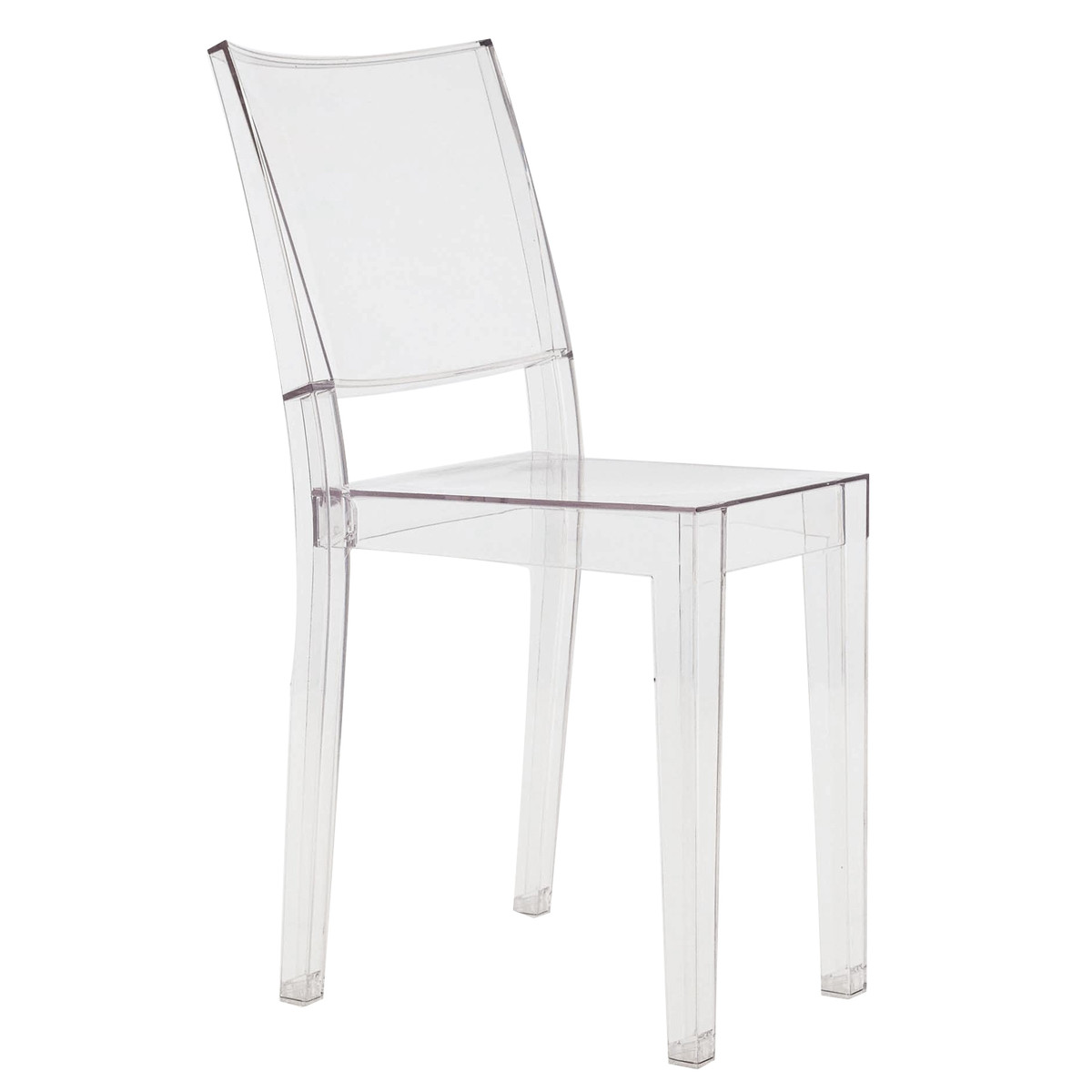 La Marie chaise Transparent (2 unités d´emballage)