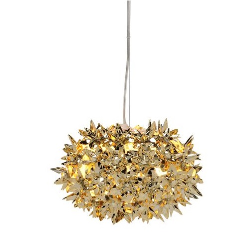 Bloom Lampe Suspension pequeña metal