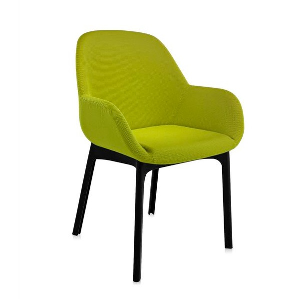 Clap armchair Fabric polyester Trevira 59x85cm