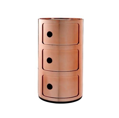 Componibili 3 módulos metal