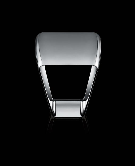 Frame Aluminium Wall Lamp white