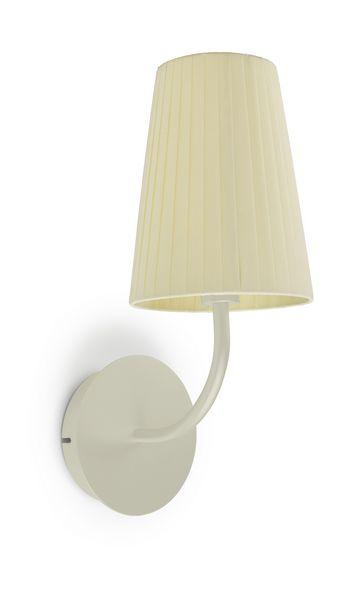 Fei Wall Lamp (Structure) ø15x20x37,5cm PL E E14 11w white Antiguo