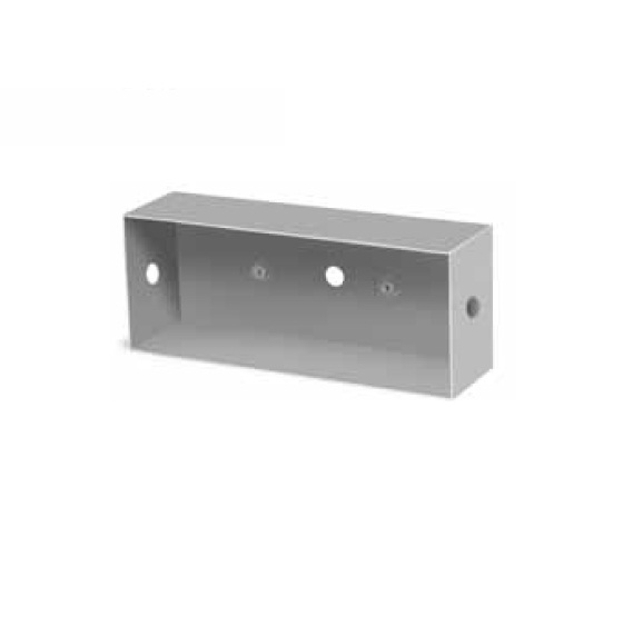 Estak (Accessory) wallbox for Wall Lamp Grey