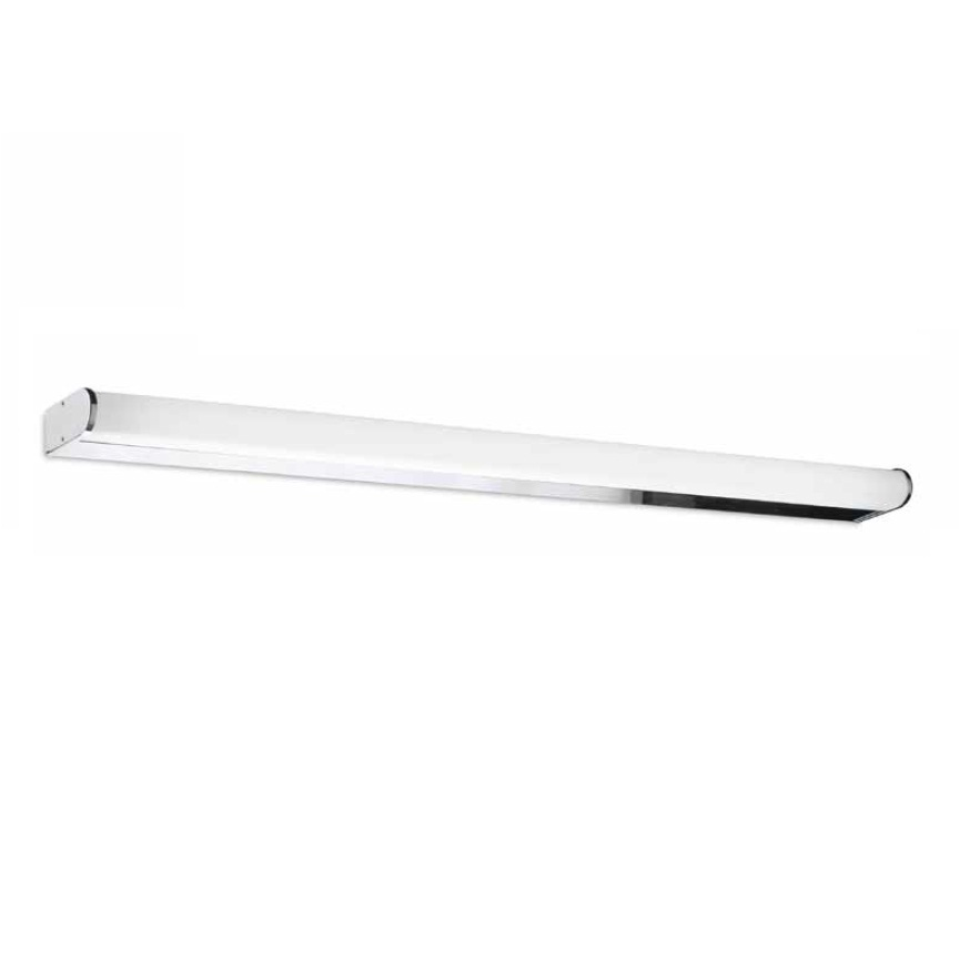 Toilet Wall Lamp of baño 87,5cm T5 21w Chrome