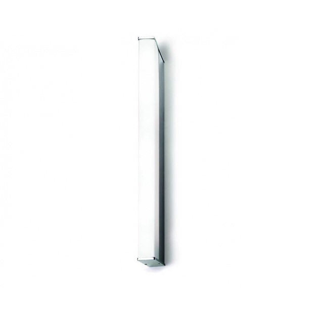 Toilet Q Wall Lamp of baño 58cm T5 14w Chrome
