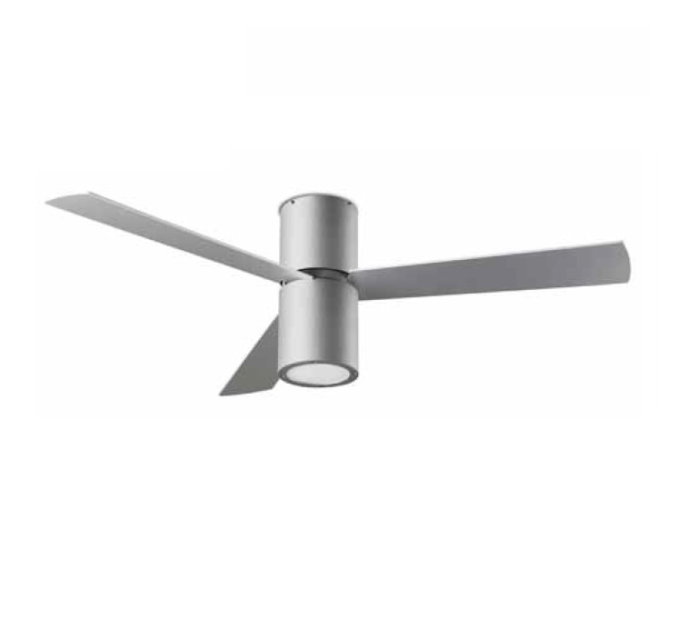 Formentera Fan with light ø132cm E27 23w Grey