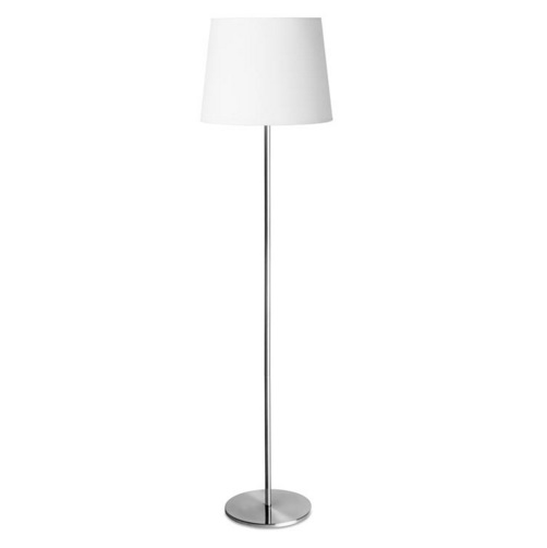 Bristol (Solo Structure) Floor Lamp without lampshade 1xE27 MAX 100W - Nickel Satin