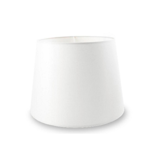 Dress Up (Accessory) lampshade round 20cm white