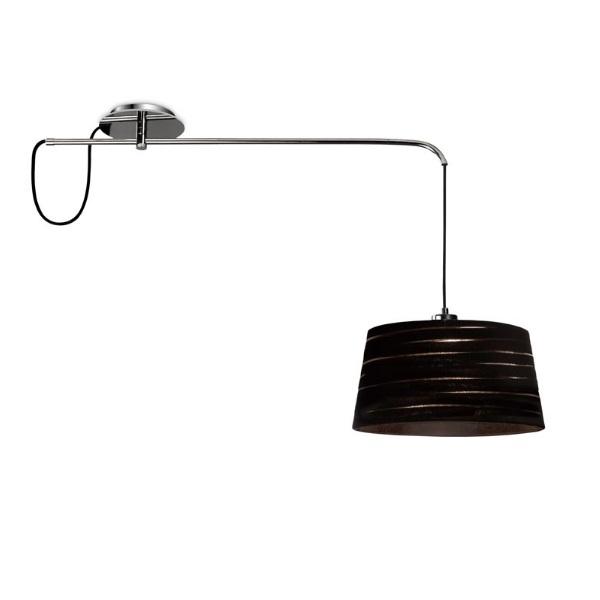 Magma (Solo Estructura) Lámpara Colgante Giratoria Individual sin pantalla 80cm E27 100W