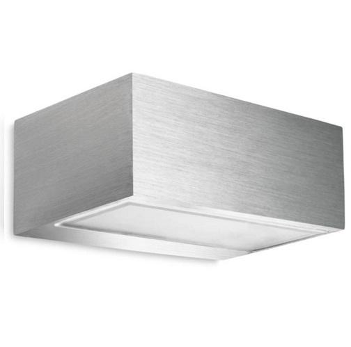 Nemesis Aplique 1xR7s 100W - Aluminio cepillado