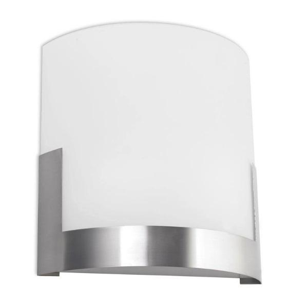 Niza Wall Lamp 25,5x26x9cm 2xPL E E27 21w - Níquel Satin