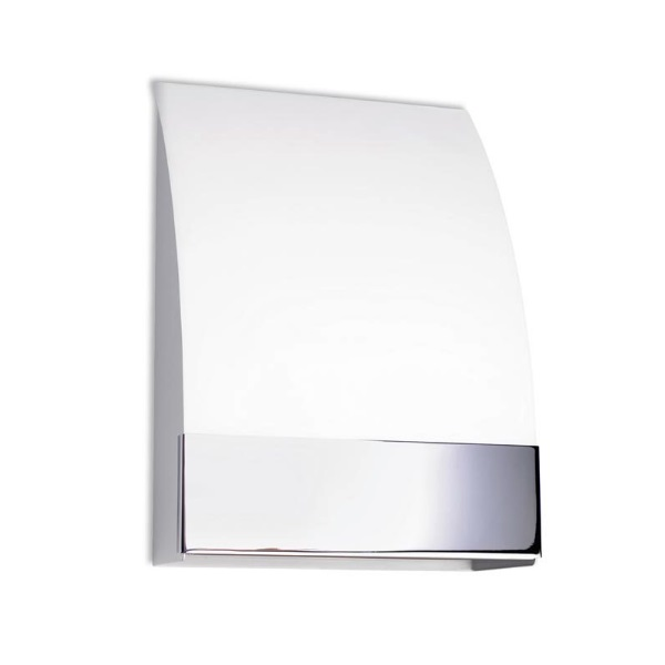 Niza Wall Lamp 20x28x9cm 2xPL E E27 21w - Chrome