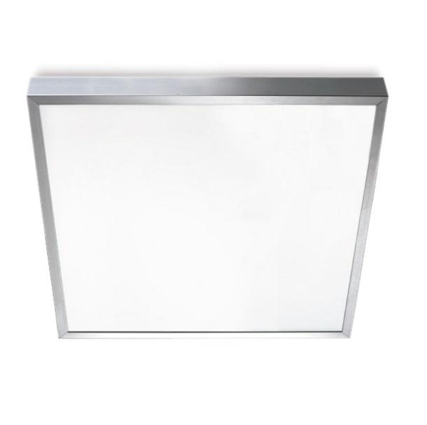 Toledo ceiling lamp 64cm 3xG11 55W Aluminium Satin
