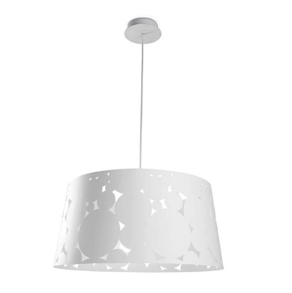 Trama Pendant Lamp 50x15cm 3xPL E E27 23w - white