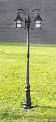 Persefone Streetlight 62x215cm Brown Oxide