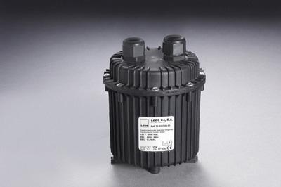 Transformador estanco for LED 230/12V DC 20W IP68 1m