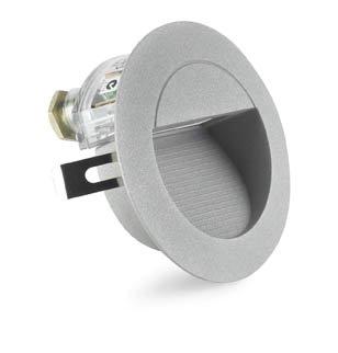 Micenas Recessed ø13cm LED 14 x 0,1w 6500K Grey