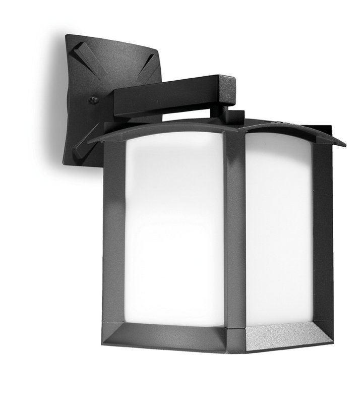 Mark Wall Lamp Outdoor 23,5x16x16x28,5cm Grey Urbano 1xE27 max. 100W