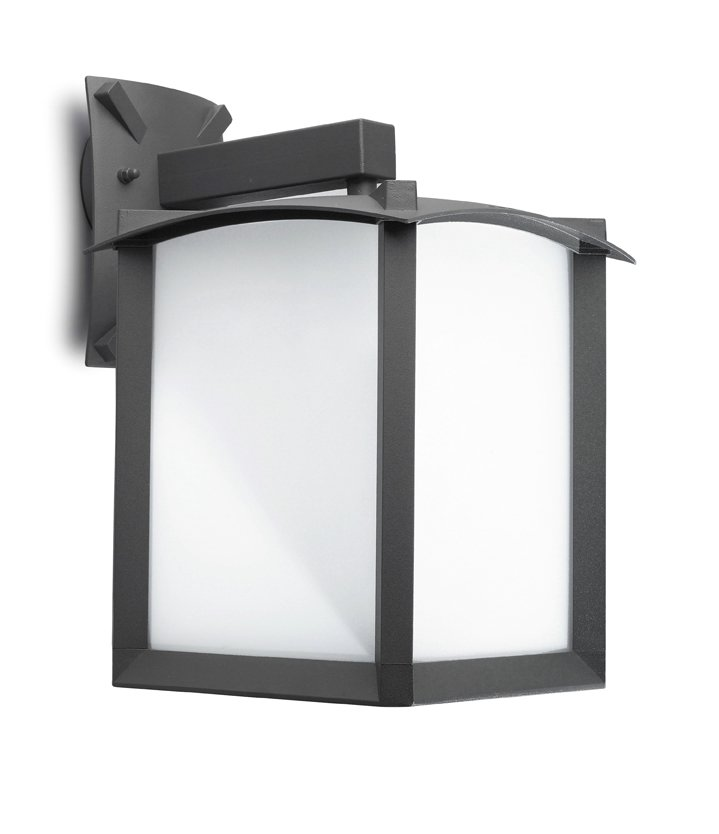Mark Lantern 31x31x32cm Grey Urbano 1xE27 MAX 100W