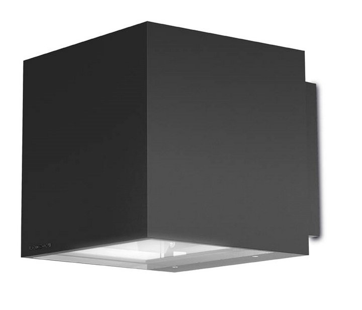 Afrodita Wall Lamp Halogenuros 70W G12 Grey