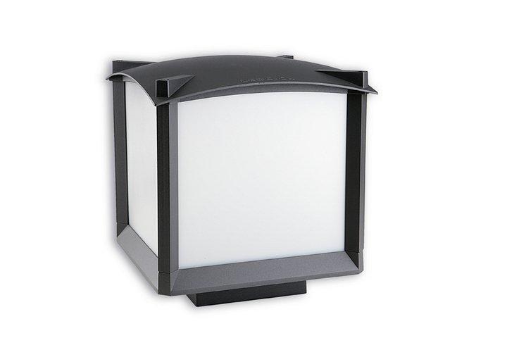 Mark Lantern 25x25x24cm Grey Urbano 1xE27 MAX 100W