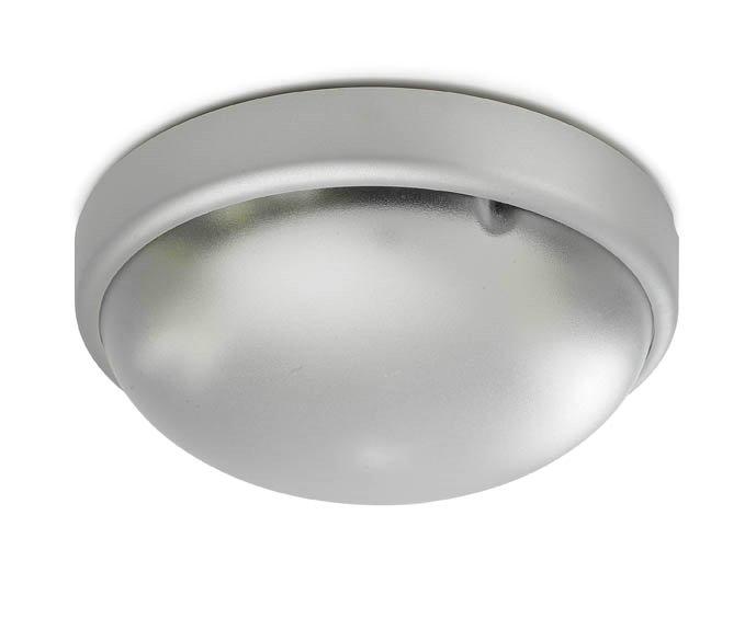 Eclipse ceiling lamp Round2 x G24d-326W Grey