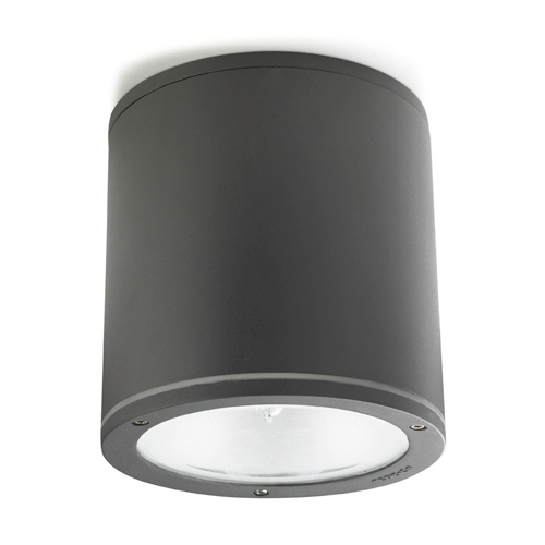 Cosmos ceiling lamp E27 Large Grey Urbano