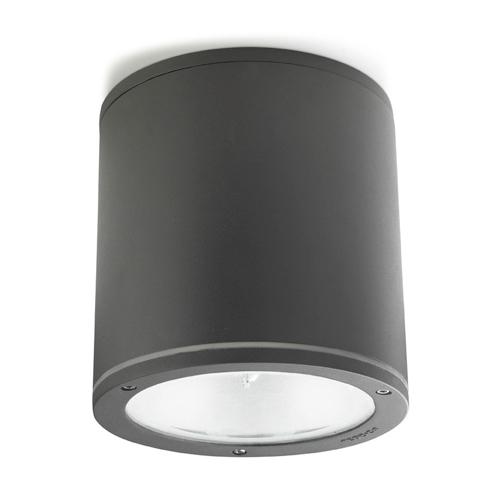Cosmos ceiling lamp G12 halogenuros metálicos Grey Urbano