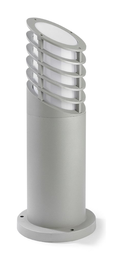 Beacons Beacon luminary with grill inclinada ø16x60cm Grey
