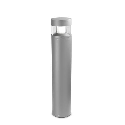 Newton Beacon ø16x80cm G8.5 35W HID Grey