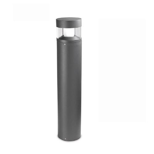 Newton Beacon ø16x80cm G8.5 70W HID Grey Urbano