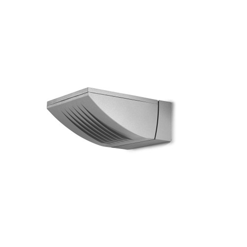 Pompeya Wall Lamp Outdoor fixed 20x29x11cm R7s 118mm 300w Grey