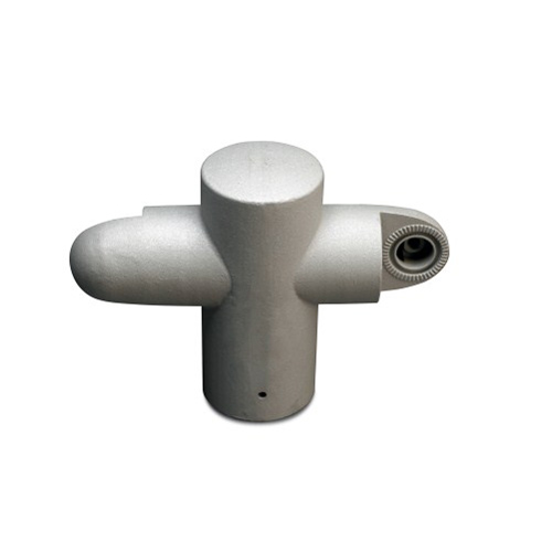 Pompeya (Accessory) junta Doble for widerage of Wall Lamps en Column Grey