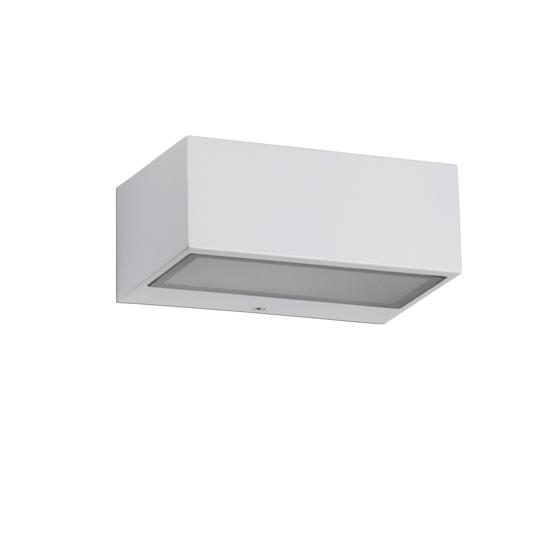 Nemesis Wall Lamp Outdoor 17x11x7cm R7s 78mm 100w white