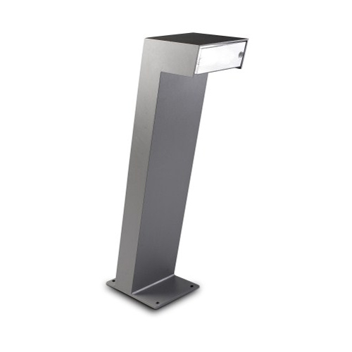 Torch Beacon 81x18x45cm 2xPL E27 18w Grey Urbano