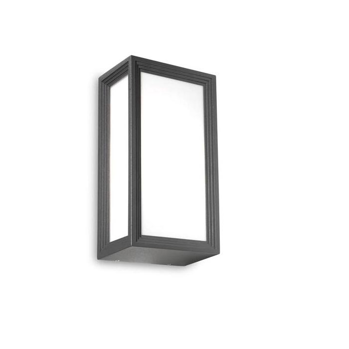 Thomas Aplique Exterior 28cm E27 23w gris Urbano