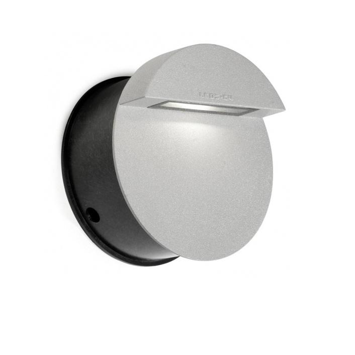 Micenas Recessed ø12cm LED 3w 4200K Grey