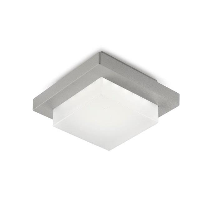 Jep ceiling lamp Outdoor 14cm LED 3,5w 3000K Grey