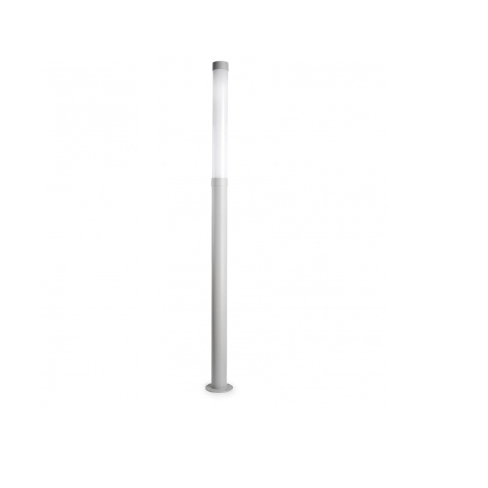 Lyon Streetlight 270cm T5 2x21/39w IP65 Grey