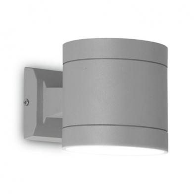 Selene Wall lamp/ceiling lamp ø11x16x11cm Grey
