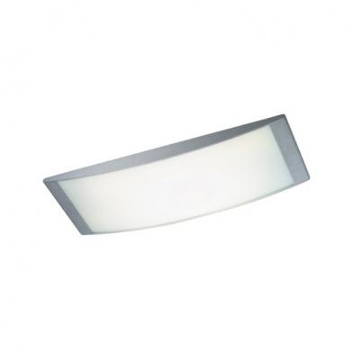 Alpen ceiling lamp 72x27x9cm 2xG11 40w - Grey