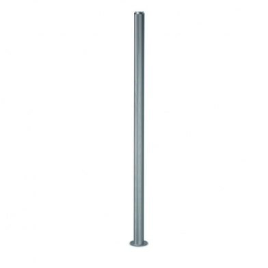 Temis Columna 4m combinable con Cabezal gris
