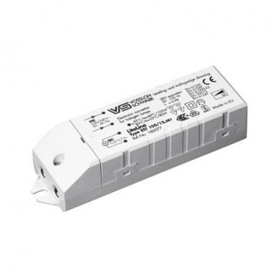 Transformador electrónico 12V 20 60W Lámparas Halógenas
