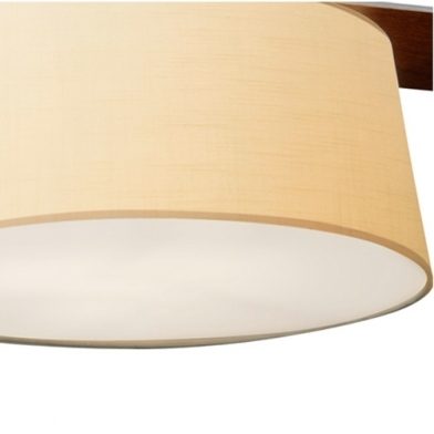 Belmont (Accessory) lampshade for Fan 46cm Beige