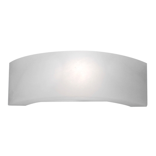Wall Lamp Evolution ( white Alabaster white