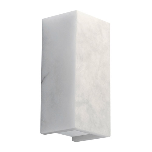 Wall Lamp Evolution [ ] white Alabaster white