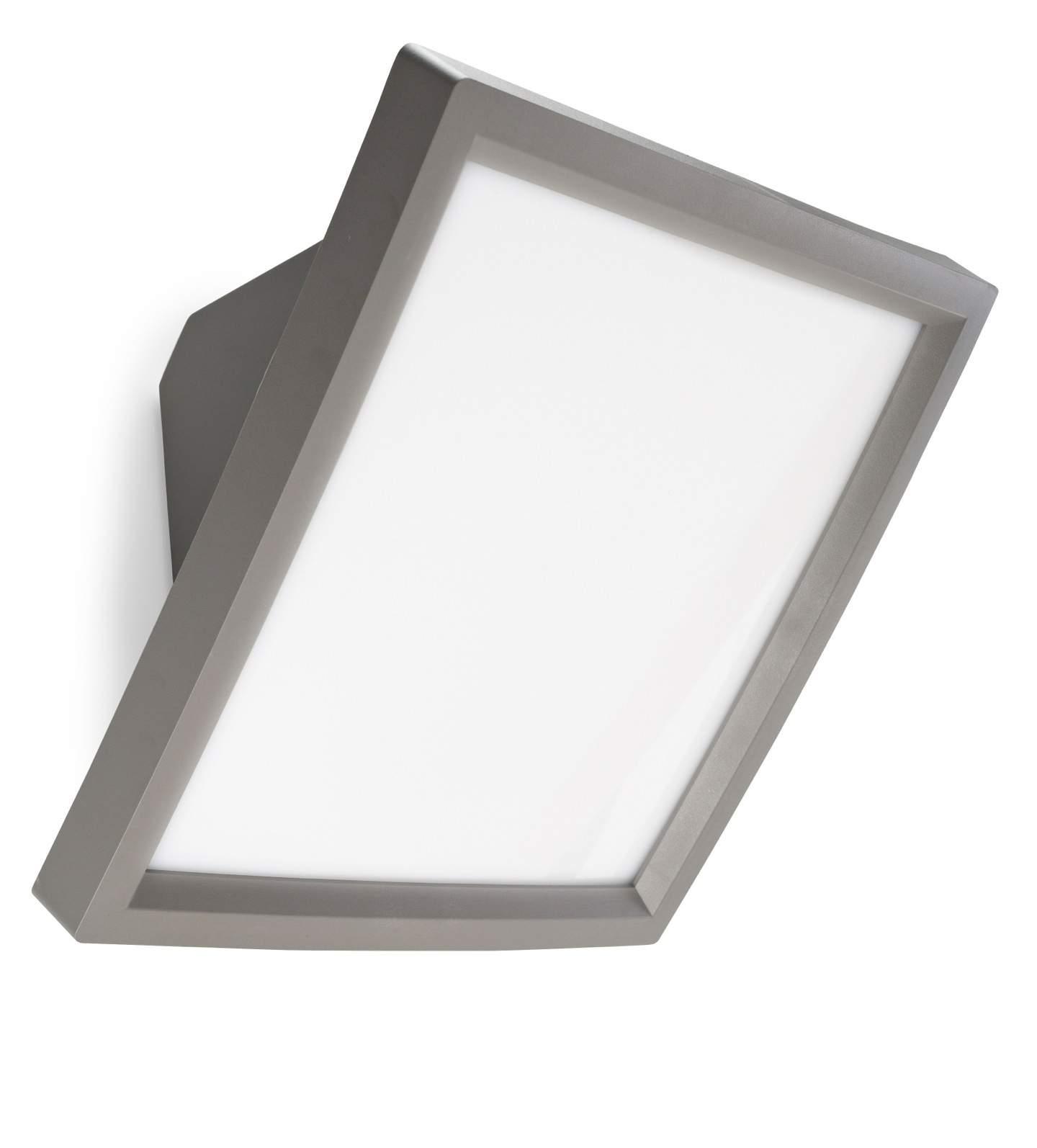 Access Wall Lamp 2xE27 MAX 18W Grey mate